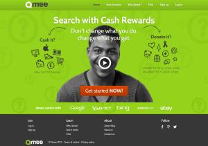 Qmee website